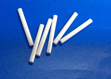 Yttria Stabilized Zirconia Ceramic Rod / Small Ceramic Bar High Hardness