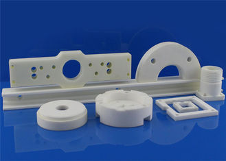 High Fracture Toughness Machinable Zro2 Zirconia Ceramic Parts International Standard