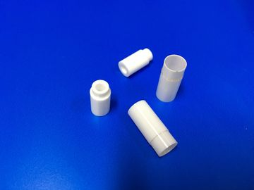 High Strength Zirconium Tube / Small Ceramic Tube with Thin Wall Thickness