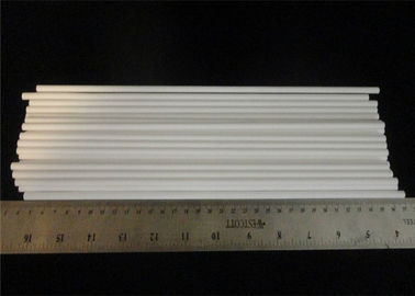 Customized Abrasion Resistant Zirconia Ceramic Rod / Bar / D10 x L100mm