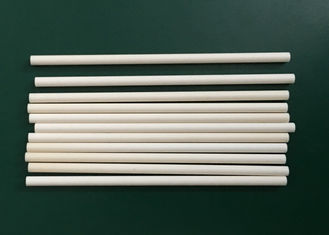 High Straightness Insulation 99% Alumina Ceramic Rods with 3mm Fine Polished
