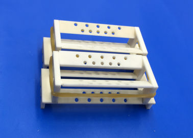 High Temperature Assembled Alumina Ceramic Parts Ceramic Chamber for Laboratory