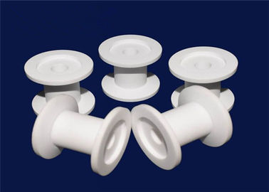 Industrial Alumina Ceramic Parts High Purity 99% Alumina Ceramic Wheel