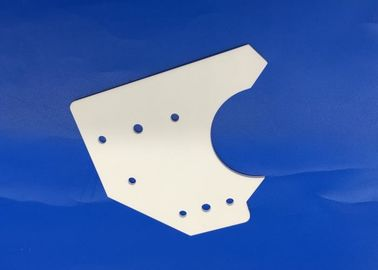 Very Thin Alumina Ceramic Plate / Substrate / Sheets For Medical Device