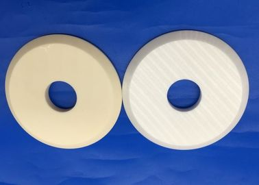 Wear Resistant Ceramic Grinding Disc , High Hardness Ceramic Grinding Wheel