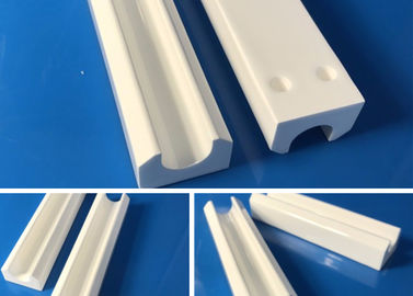 High Energy Surface Machinable Ceramic Block Glazed Alumina Ceramic Laser Reflector