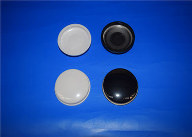 High Precision Zirconia Ceramic Parts / Zirconia Ceramic Beauty Head Cap