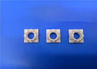High Thermal Conductivity Alumina Machinable Ceramic Block / Parts / Piece