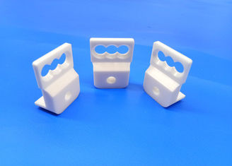 Custom Zirconia Ceramic Components Small Pressure Switch / Substrate For Industrial Parts