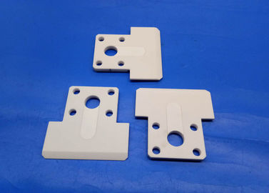 Custom Alumina Ceramic Perforated Suction Plate Porous Sucking Plates