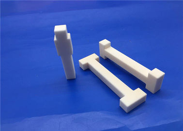 Customized Industrial Machining 99% 99.5% Alumina Ceramic Strips / Ceramic Plate
