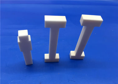 Wear-resistant Machining Ceramic Parts , Alumina Ceramic Support Block / Stand / Holder / Strips
