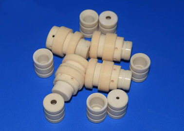 Electrical Engineering Alumina Ceramic Parts / Ceramic Standoff Insulators