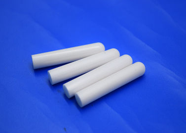 Customized Zro2 Zirconia Industrial Hydraulic Ceramic Plunger Rod 150mm Diameter