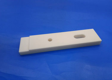 Custom 99.5% Alumina Ceramic Plate For High Temperature