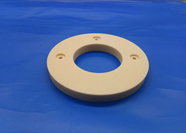 Alumina 90mm Diameter Ceramic Seals For Water Pumps , High Abrasive Resistance