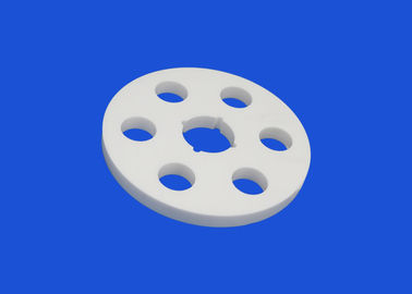 China supplier alumina ceramic disc high temp resistance up tp 1700 celsius