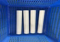 Yttria Stabilized Zirconia Ceramic Tube / Rod / Shaft Both Ends Open