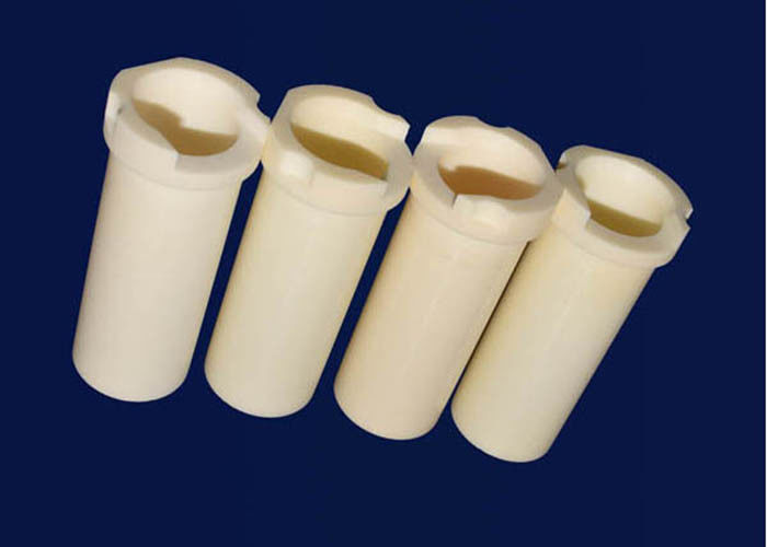 Electrical Insulation Machinable Zirconia Ceramic Parts High Wear Resisitance