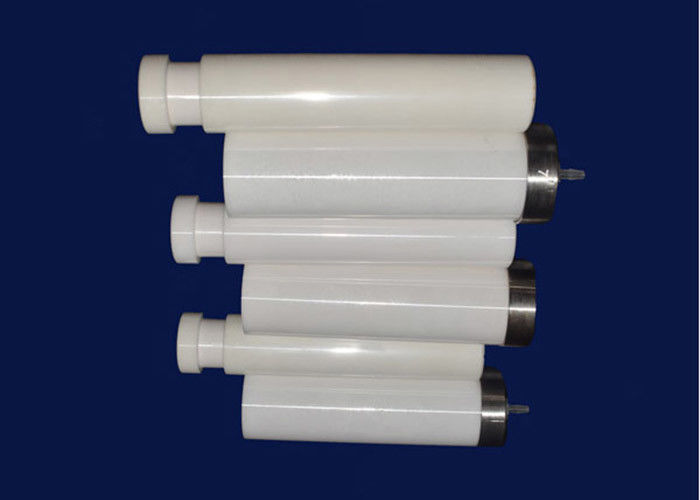 Precision Ceramic Machining Services Ceramic Plunger Part For The Pump With High Temperature