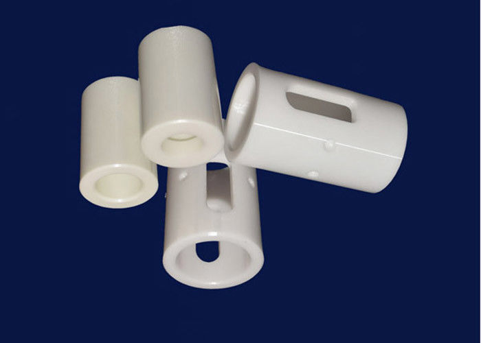 Wear And Corrosion Resistant  Zirconia Ceramic Parts Sleeve   for Petroleum Industry