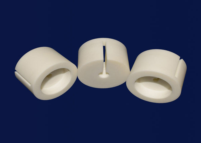 Anti - Dirty Engineering Ceramics Parts / Precision Ceramic Machining Services