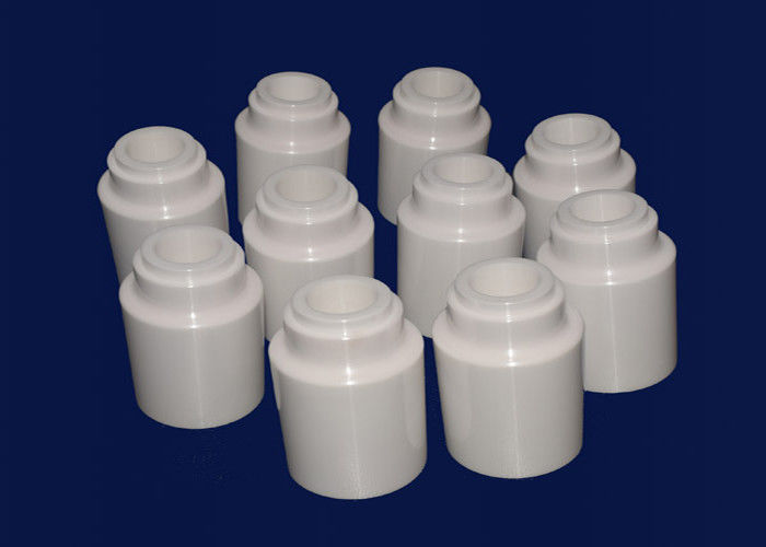 High Precision Zirconia Machining Ceramic Parts Services With Pulishing Surface