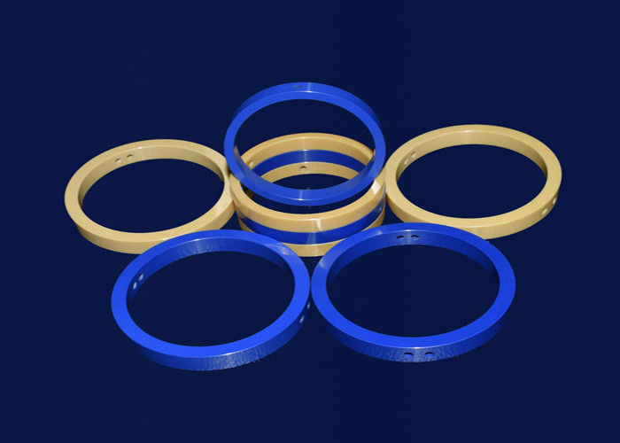 Mechanical Zirconia Ceramic Seal Rings Insulator Parts with Heat Resistant