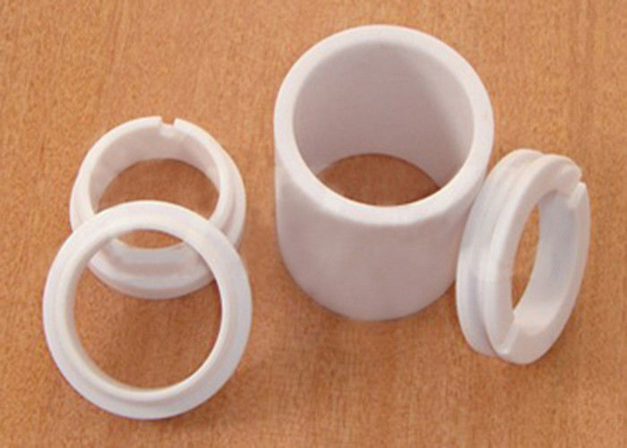 Advanced High Hardness Ceramic Seal Rings Components  Electrical Insulation