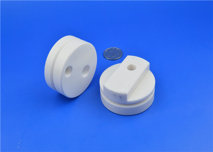 High Precision Al2o3 Zro2 Ceramic Valve For Petroleum Chemical Industry Pipeline