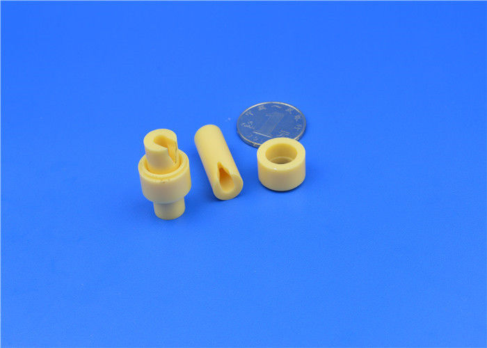 Advanced Industrial Ceramics Plunger Piston For Hydraulic Pumps Oil Gas Industry