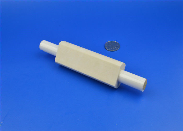 Low Thermal Expansion Alumina Ceramic Impeller Shaft for Motor Electrical Machine