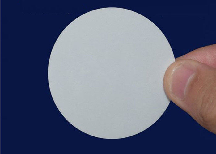 Large Diameter 99.5% High Purity Alumina Ceramic Disk Machinable Ceramic Sheet