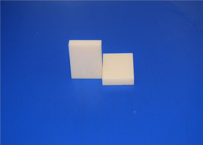 High Temperature Ceramic Plate 0.5mm 1mm Super Strength For Chemical Industry