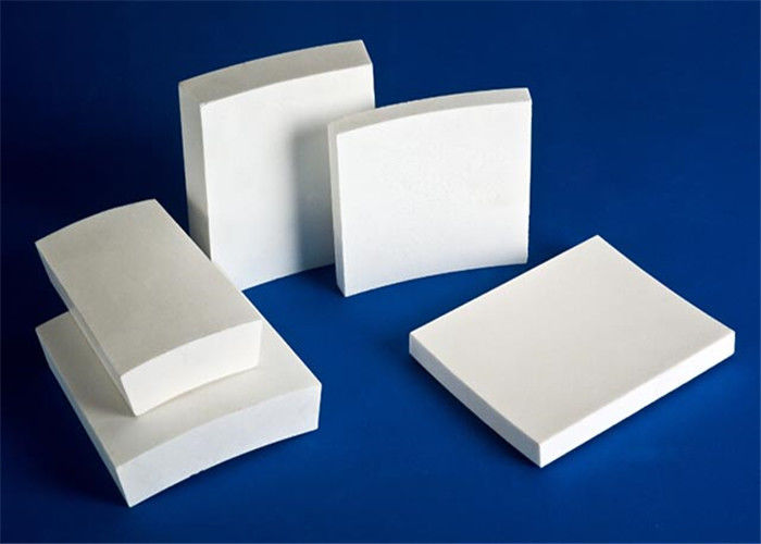99% Al2o3 High Alumina Ceramic Tile High Temperature Resistant Ceramic Sheet