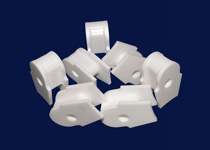 Zirconia Ceramic Foundation Bed Size Custom For Pulley ISO 9001 Approved