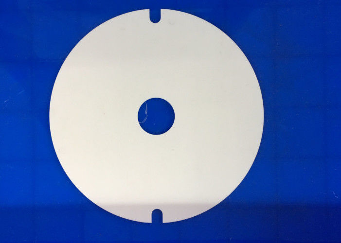 Machinery Zirconia and High Purity Alumina Ceramic Disc Plates with Hole