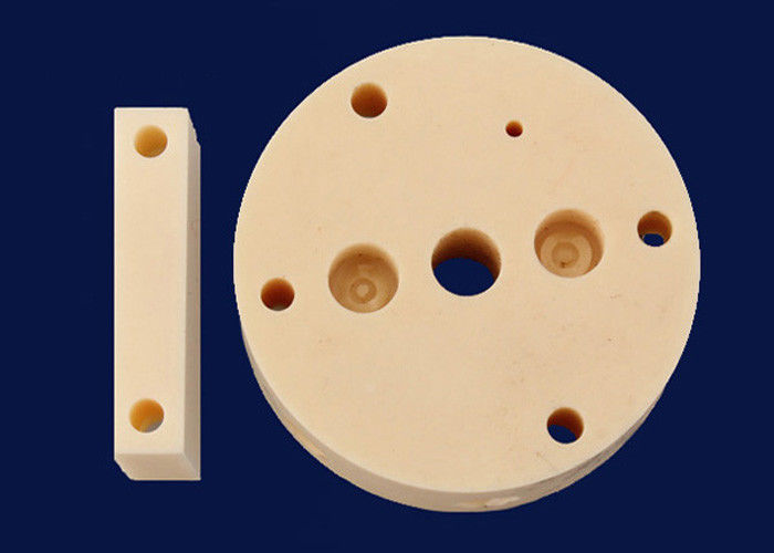 Alumina Ceramic Screw Connection Terminal Block Panel Mount for Temperature Sensors