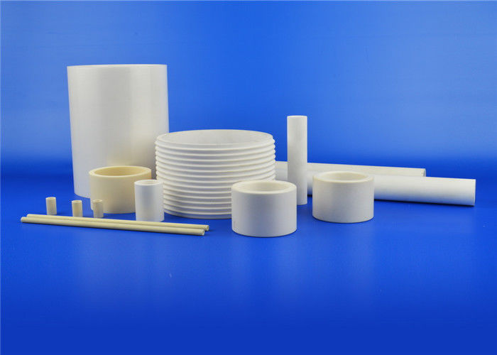 High Precision Ceramic Components 99% Al2o3 Alumina Ceramic Tube Heater