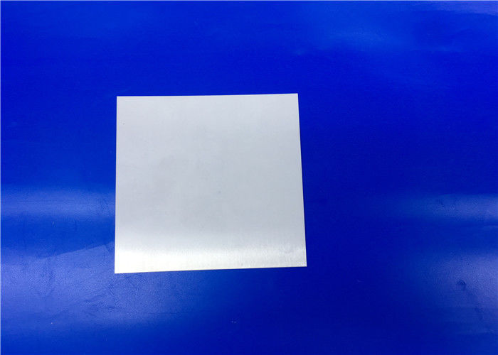 High Voltage Alumina Ceramic Sheet Insulation for High Frequency Power Supply