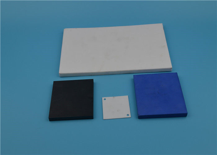 Good Flatness Black Zirconia Ceramic Sheet / Custom Ceramic Plates