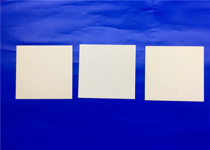 High Heat Insulation Porous Ceramic Sheet for Semiconductor 94 * 94 * 1.5 mm