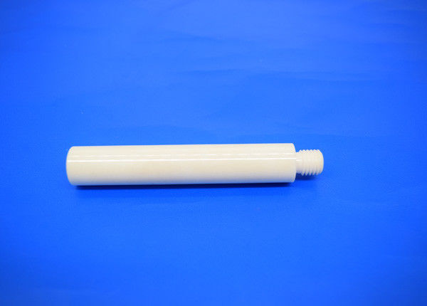 High Precision Zirconia Ceramic Threaded Rod , Aluminum Threaded Rod / Tubes Rods Pipes