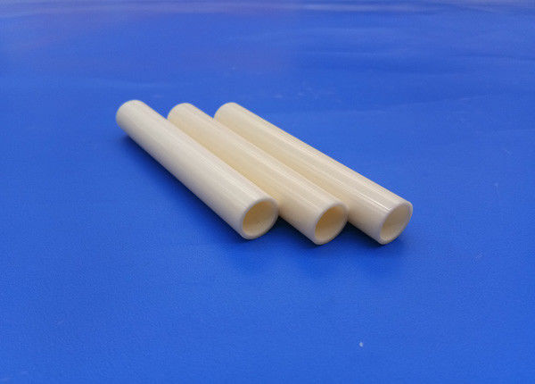99% Alumina Ceramic Insulating Tube Empire Tubes Insulation Pipe Bushing Insulator