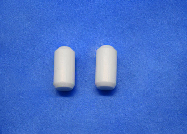 Toughened Zirconia Ceramic Rod Voltage Electrical Insulators OEM