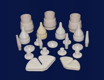 China Wearable Ceramic Sandblasting Nozzles Advanced Industrial Ceramics For Sand Blaster factory