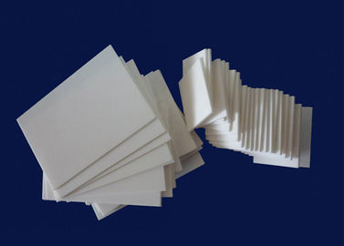 China Electrical Insulation 95 97 99 Al2O3 / Al2O3 Alumina Ceramic Sheet Alumina Plate factory