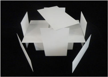 China High Precise Alumina Ceramic Plate / Zirconia Ceramic Sheet With Mirror Polished factory