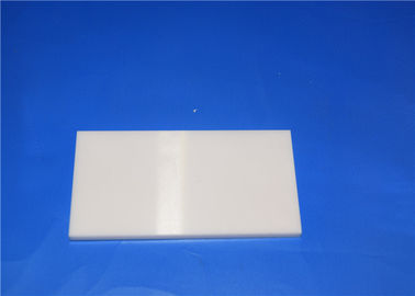 China High Density Machining Alumina Ceramic Sheet Durable Ceramics Alumina Substrate factory