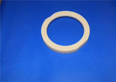 China Electrical Insulation Zirconia Ceramic Ferrule Ring , Rapid Prototyping Ceramics Parts factory